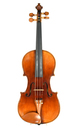 Attractive antique Mittenwald violin, approx. 1900 - powerful sound