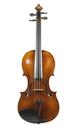 Atelier violin No. 576 by Amédée Dieudonné, 1936