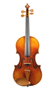 German violin after Guarneri, Max Renz, Magdeburg