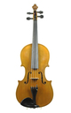 Brilliant sound: old Markneukirchen violin after Amati