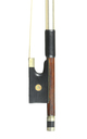 Old German lightweight violin bow, soft stick - warm, mellow tone