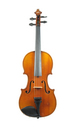 3/4 - warm, bright tones: a French 3/4 violin