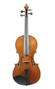 WORKED OVER AND IMPROVED: Fine 18th century violin, Franz Knitl, Freising, 1769
