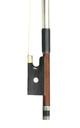 Old German violin bow, masterpiece, Markneukirchen