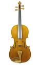 Umberto Lanaro, Padova 1968, Italian viola (certificate Robert Bein)