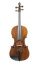 Zierliche italienische Geige, spätes 18. Jahrhundert (Zertifikat Hieronymus Köstler)