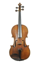 NEW SOUND SAMPLE / Didier Nicolas (L'Ainé), master violin, circa 1825 - with certificate
