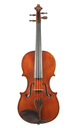 Raffaello Bozzi, 1939: Italienische Geige (Zertifikat Cesare Magrini)