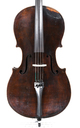 Fine Viennese cello, approx. 1800 - 1820