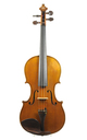 Fine Swiss master violin, approximately 1925, by Jean Werro, Bern