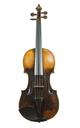 Fine Viennese master violin by Mathias Thir, 1782 (certificate by Hamma & Co. Stuttgart)