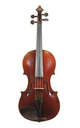 WORKED OVER AND OPTIMZED: Fine French master violin, Victor Aubry, 1931