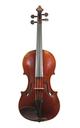 Fine French master violin, Victor Aubry, 1931