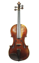 Fine French master violin, Victor Aubry, Paris 1944