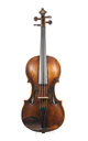 Historic master violin, late 18th century, Prague School
