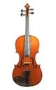 Jules Sirgent, Paris, fine antique French violin patterned after Guarneri