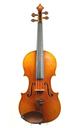 Eckart Richter, fine contemporary master violin from Markneukirchen, 1995