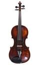 SALE Fine Mittenwald violin by Peter Hornsteiner, circa 1790 (certificate Hieronymus Köstler)