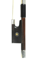 Fine French violin bow by E. Sartory (certificate J.F. Raffin)