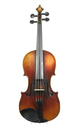 Powerful violin from Mittenwald, approx. 1900
