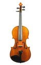 Outstanding antique French Breton violin, approx. 1850