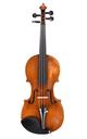 """Böhmische Violine mit """"Dalla Costa"""" Zettel, circa 1880"""