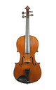 3/4 - attractive Markneukirchen violin, French model