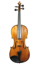 Large-sized English violin, late 19th century