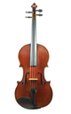 Didier Nicolas: French master violin, approx. 1820