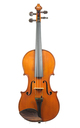French violin with a soloist tone, Charles Simonin, approx. 1860 - with certificate