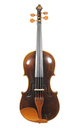 Dark antique German Saxon violin, Stainer model