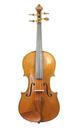 Antique German Saxon violin with a bright, clear tone
