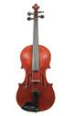 Mittenwald violin, Johann Reiter, 1922, opus 42