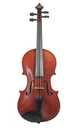 Feine französische Geige, Poirson Schule, um 1910 - dunkler, süßer Ton