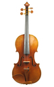 Fine Markneukirchen master violin, 1940's: Large, mature tone
