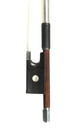 English violin bow, silver mounted, after James Tubbs