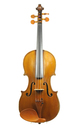 Antique French violin, approx. 1880, Mirecourt