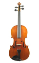 Classical German violin from Saxony, approx. 1880