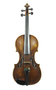 18th century violin, Mittenwald, approx. 1760