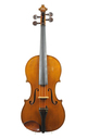 Antique German violin patterned after Guarneri