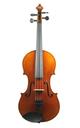 German Markneukirchen violin after Guarneri, beautiful red oil varnish