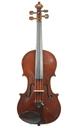 Elegant Italian violin, Luigi Vistoli, Lugo 1943 (certificate Hieronymus Köstler)
