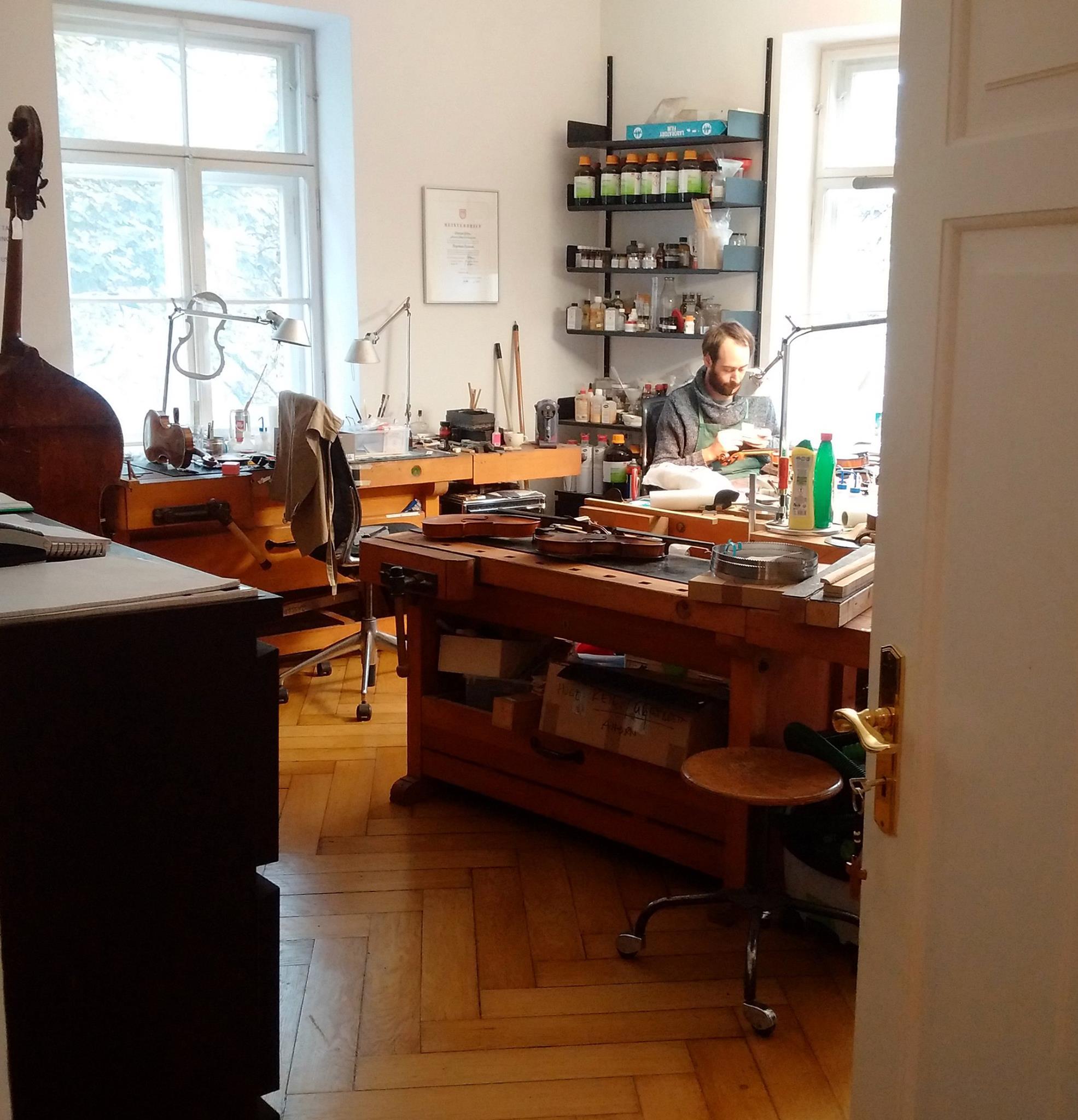 Corilon violins Geigenbauwerkstatt