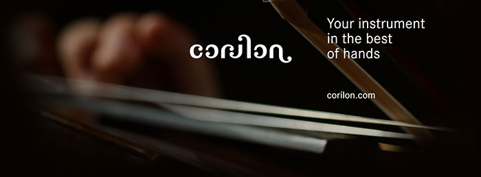 Violin shop Corilon
