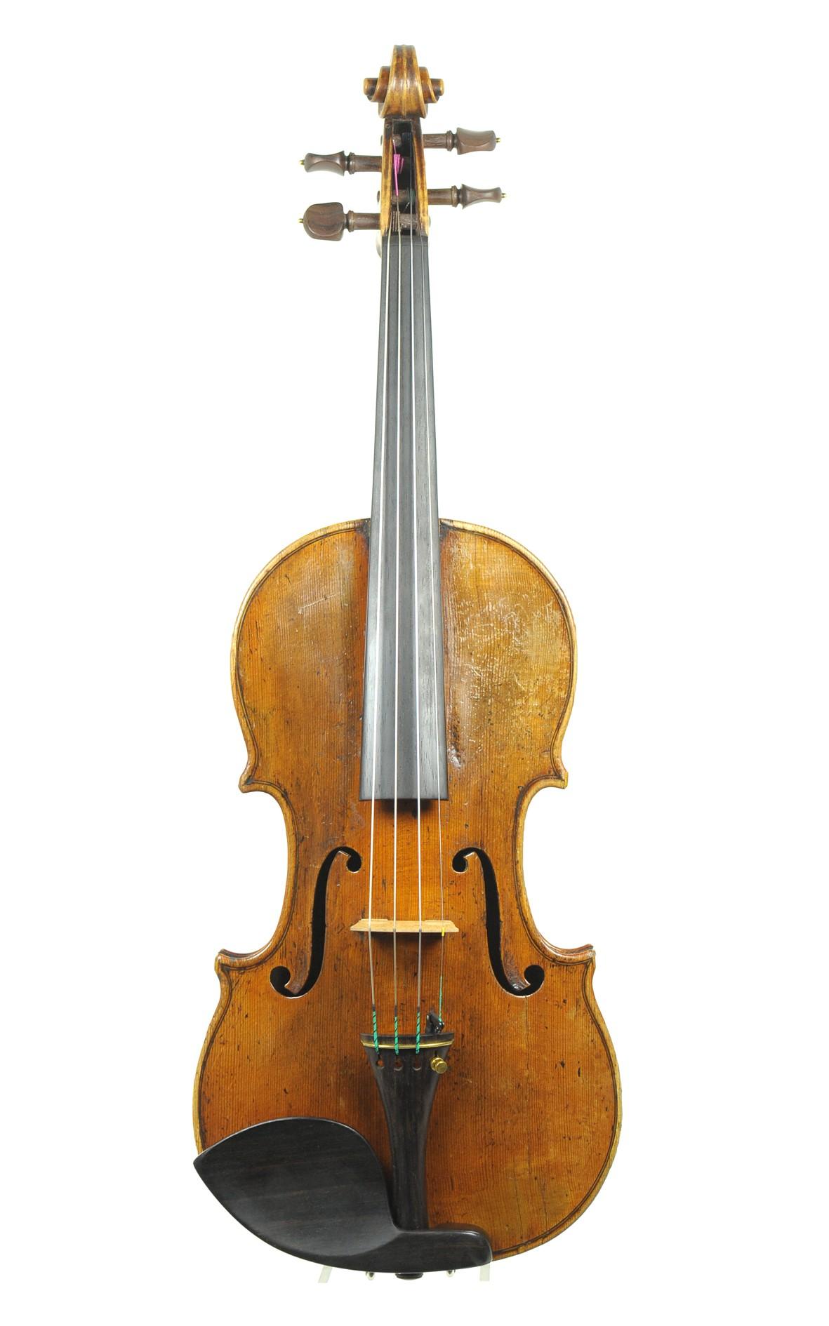 Francois Breton master violin