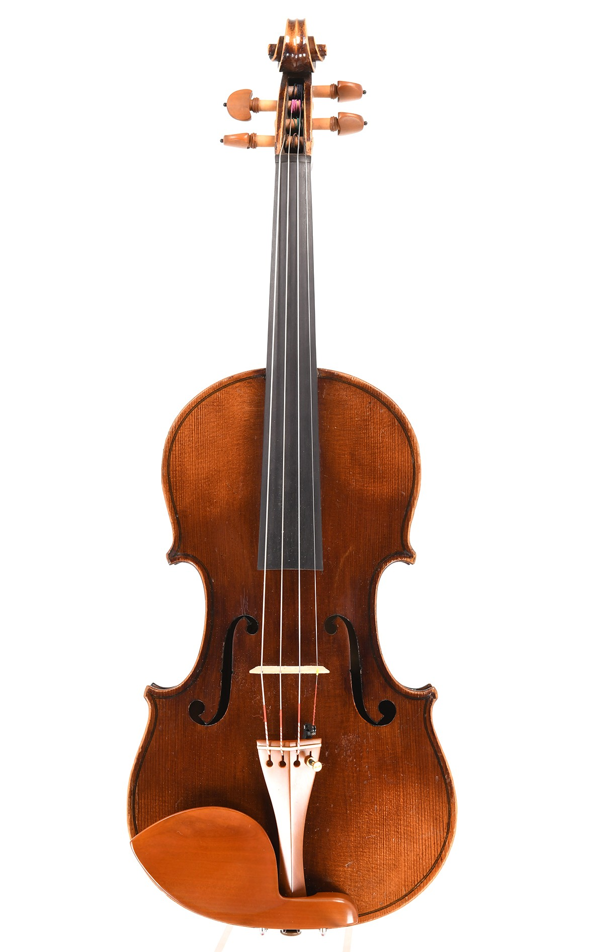 Antike Violine von Schuster & Co., 1916