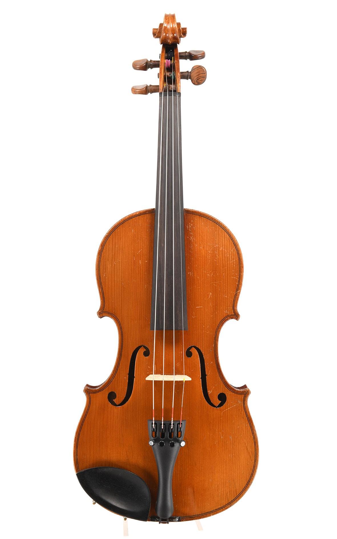 Antike französische 3/4 Violine von J.T.L. - Jerome Thibouville-Lamy