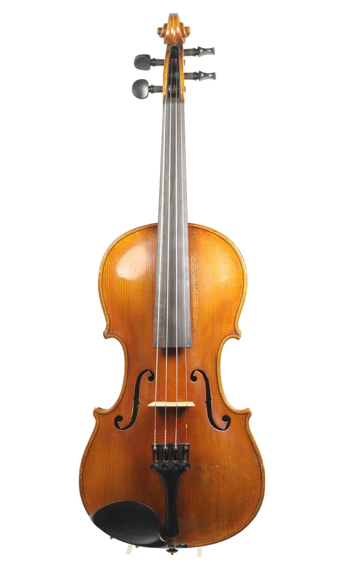 Bohemian violin, Stainer model by Alfons Vavra, 1921 - top