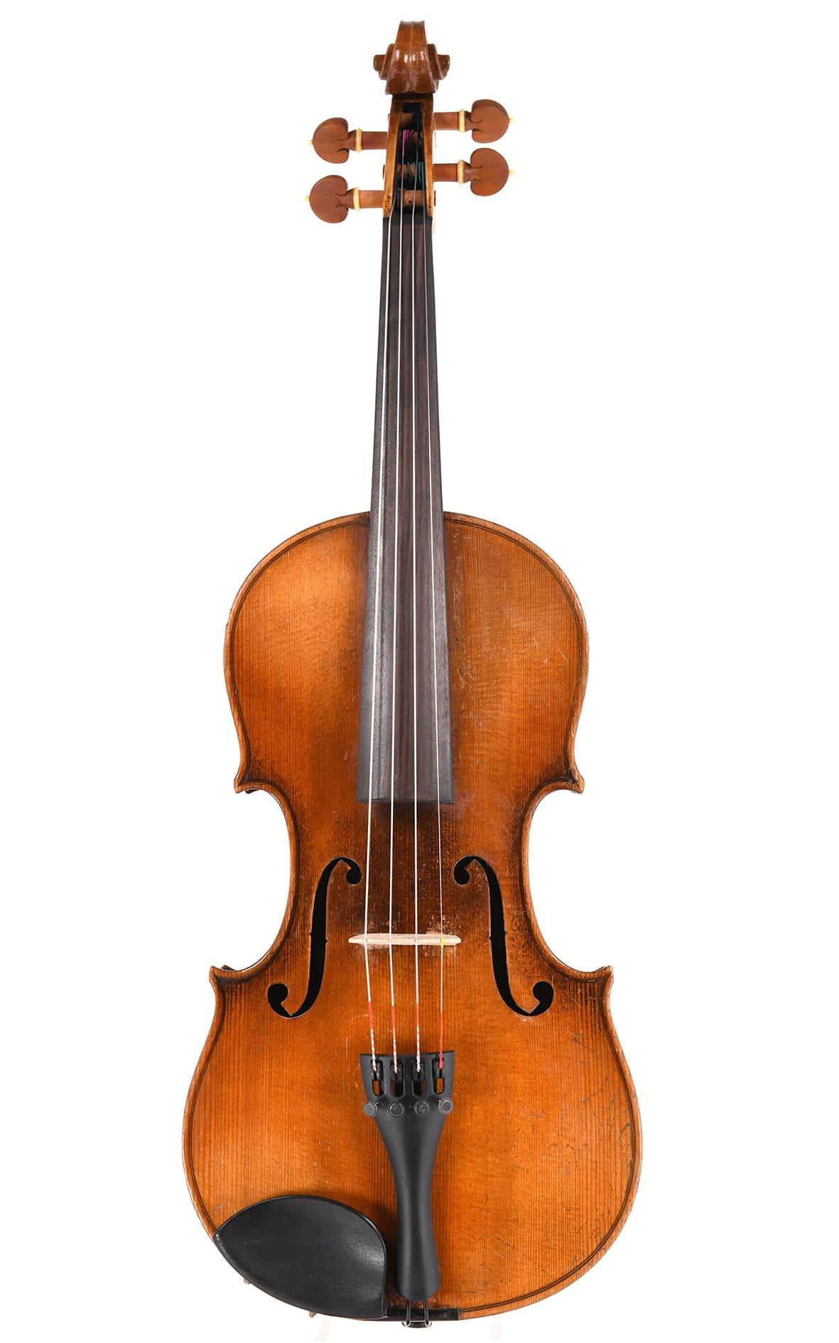 Violon saxon d'après Antonio Stradivarius