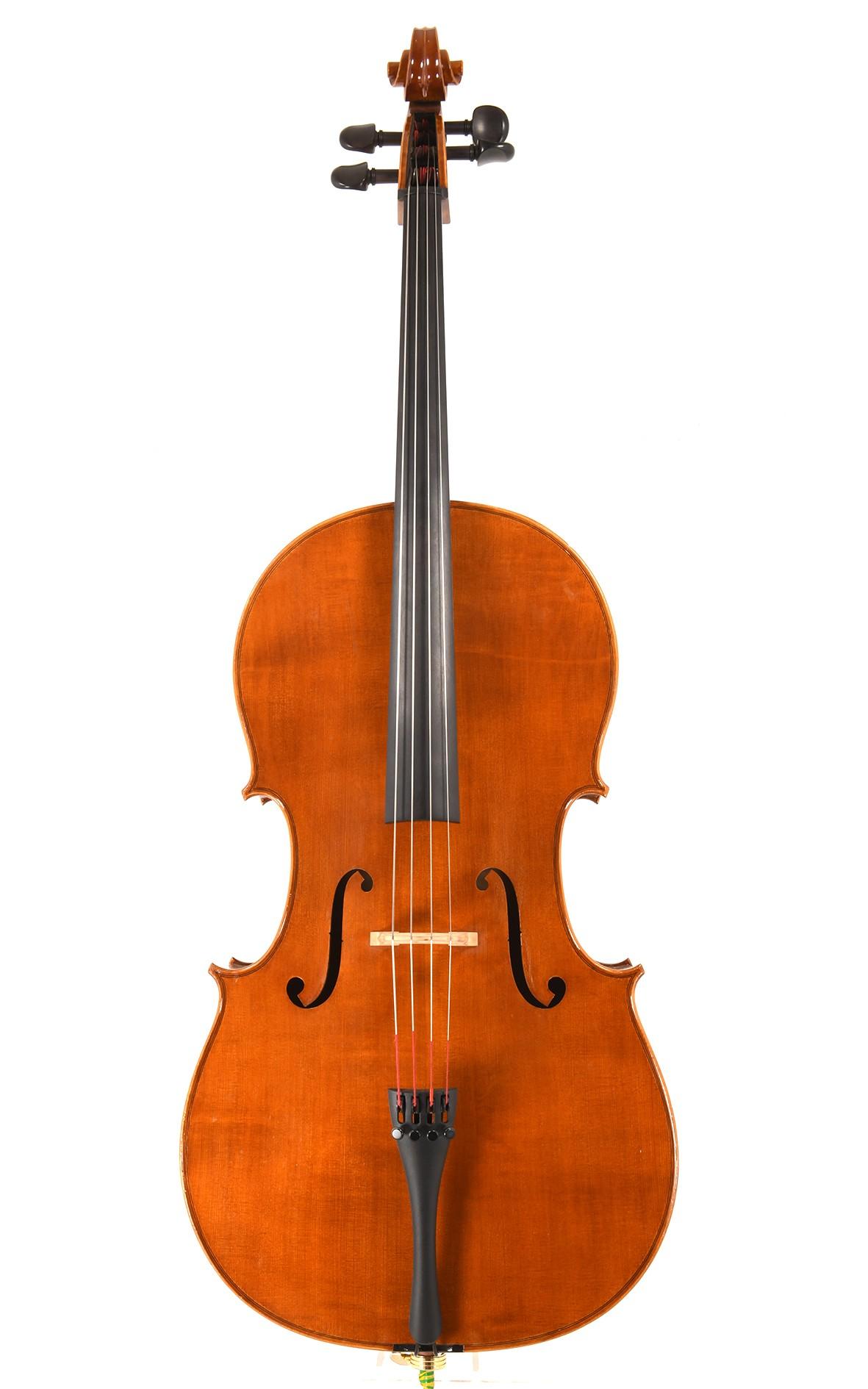 Französisches 3/4 Cello, Meistercello
